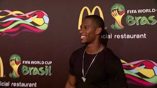 EVENT CAPSULE CLEAN - The 2014 FIFA World Cup McDonald's Launch Party