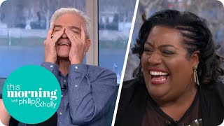 Alison Hammond Reveals Huge Spoiler About Celebs Go Dating  This Morning
