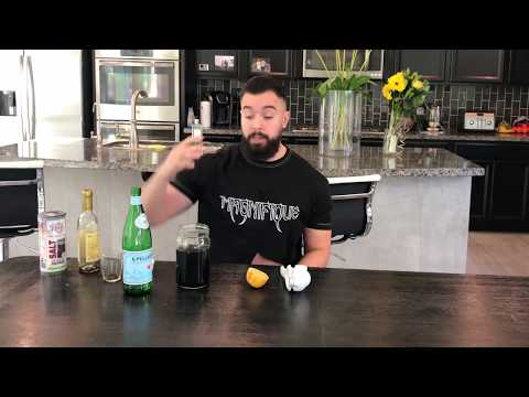 ELIMINATE YOUR SODA CRAVINGS WITH THIS DRINK (THE EB DRINK)