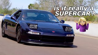 Rhd Nsx Review | Not Really A Supercar...
