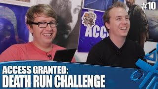 Access Granted: The Death Run Challenge