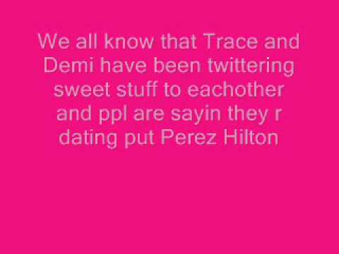Trace Cyrus And Demi Lovato DATING!!!!!!!!!!
