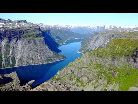 Haukeli, Tysnes & Trolltunga - Norway [4K]
