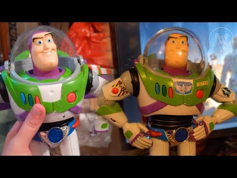Repairing A Toy Story Signature Collection Utility Belt Buzz Lightyear