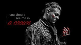 Ivar The Boneless (Vikings) - you should see me in a crown |HD|