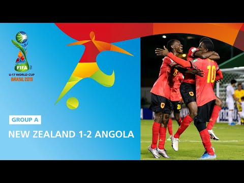 New Zealand v Angola Highlights - FIFA U17 World Cup 2019 ™