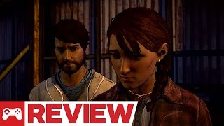 Telltale Games' The Walking Dead - A New Frontier Episode 4: 'Thicker Than Water' Review (Video Game Video Review)
