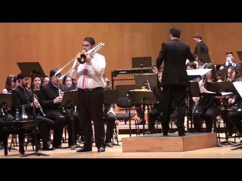 2015 - Xuño. T-Bone Concerto por Richy Pedrares. Auditorio de Galicia.