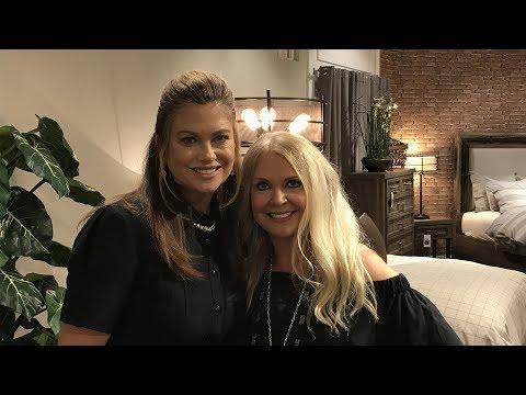 Debra Interviews Kathy Ireland