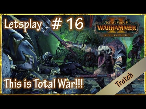 Death to all Things – This is Total War Letsplay – Warhammer II (Tretch | D | HD | Sehr schwer) 16