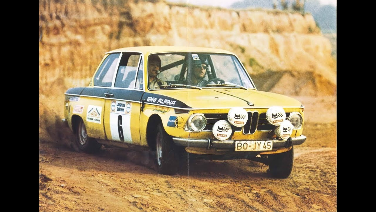 Bmw 2002 Turbo 170hp 1968 1975 Youtube