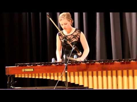 John Marshall High School, Glen Dale, WV 2012 Queen of Queens Marimba talent