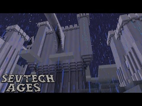 Advanced Mapping at Last! : SevTech Ages Lp Ep #23 Minecraft 1.12