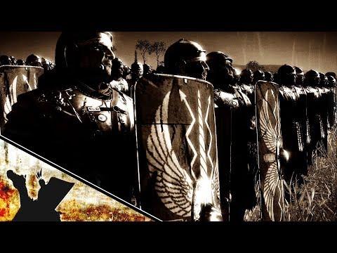 Total War Rome II - 15000 Romans vs 12000 Pontus - Epic Massive Battle