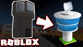 THE AIR TRAFFIC CONTROL TOWER!!! (Roblox Bloxburg)