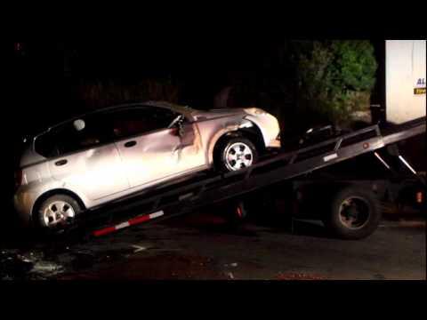 Car Accident, North Shore Road Aug 15 2012