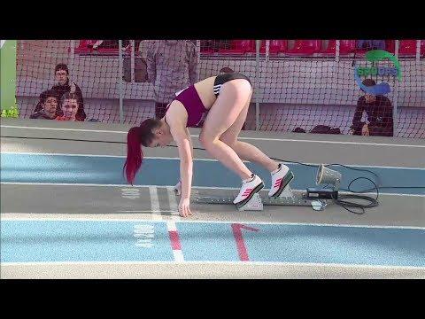 Kazakhstan Athletics Indoor | August 2018 | Beauty athletes | ᴴᴰ
