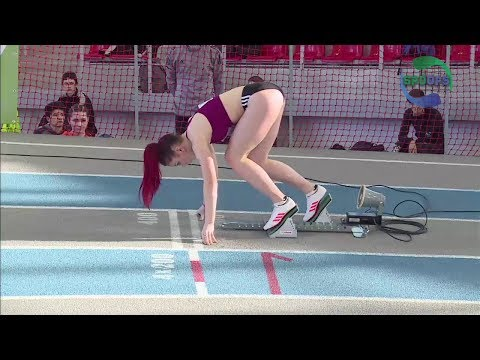Kazakhstan Athletics Indoor | August 2018 | Beauty athletes | ᴴᴰ