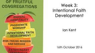 Faith Development    Ian Kent