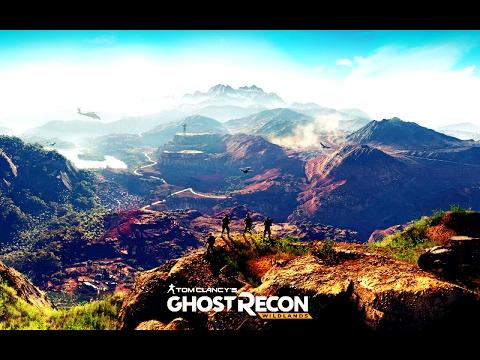 Ghost recon wildlands manzara keyf youtube - Ghost recon wildlands mobile wallpaper ...
