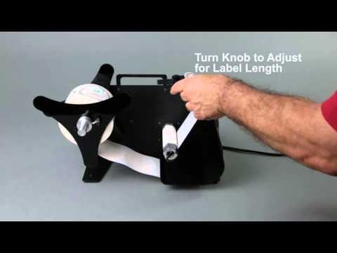 Tach-It KL-250 Semi-Automatic Label Dispenser
