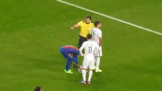 FC Barcelona - PSG (6- 1) : Les 5 dernères minutes (90ème-95ème) By Nikon Coolpix P900