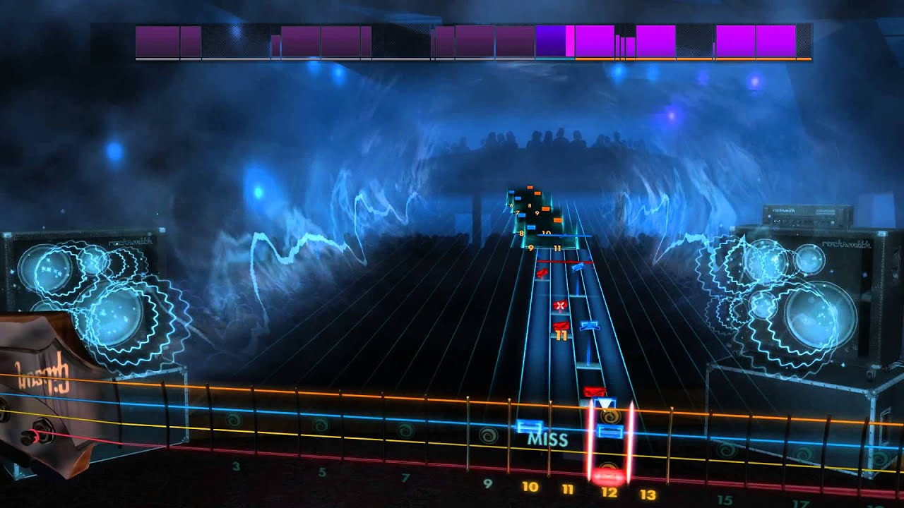 Attempt 1 Rocksmith 2014 - Primus - Tommy The Cat - Bass -7395