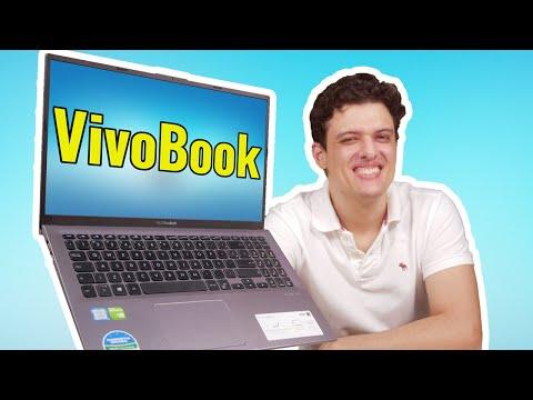 Asus VivoBook X512FJ - Belo Notebook com Geforce MX230! [Análise / Review]