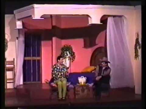 Claudio Eres Eso - Obra de Teatro COMPLETA