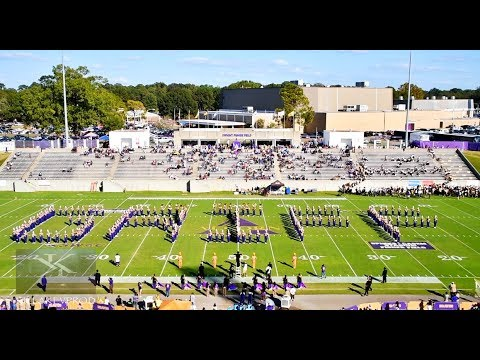 Alcorn State University Marching Band - Halftime Show - 2017 #HOMECOMING