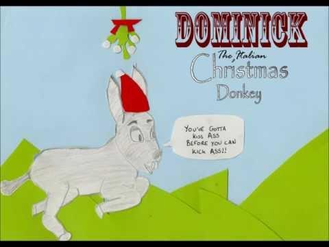 dominick the italian christmas donkey(alvin chipmunks)