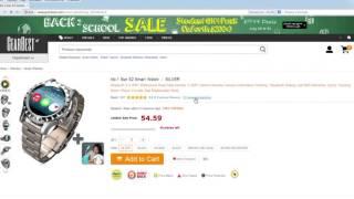 как покупать на Gearbest: отзыв, инструкция и пример заказа