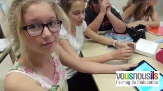 Créer des applis numériques en cours d'anglais : une pratique inspirée des FabLabs