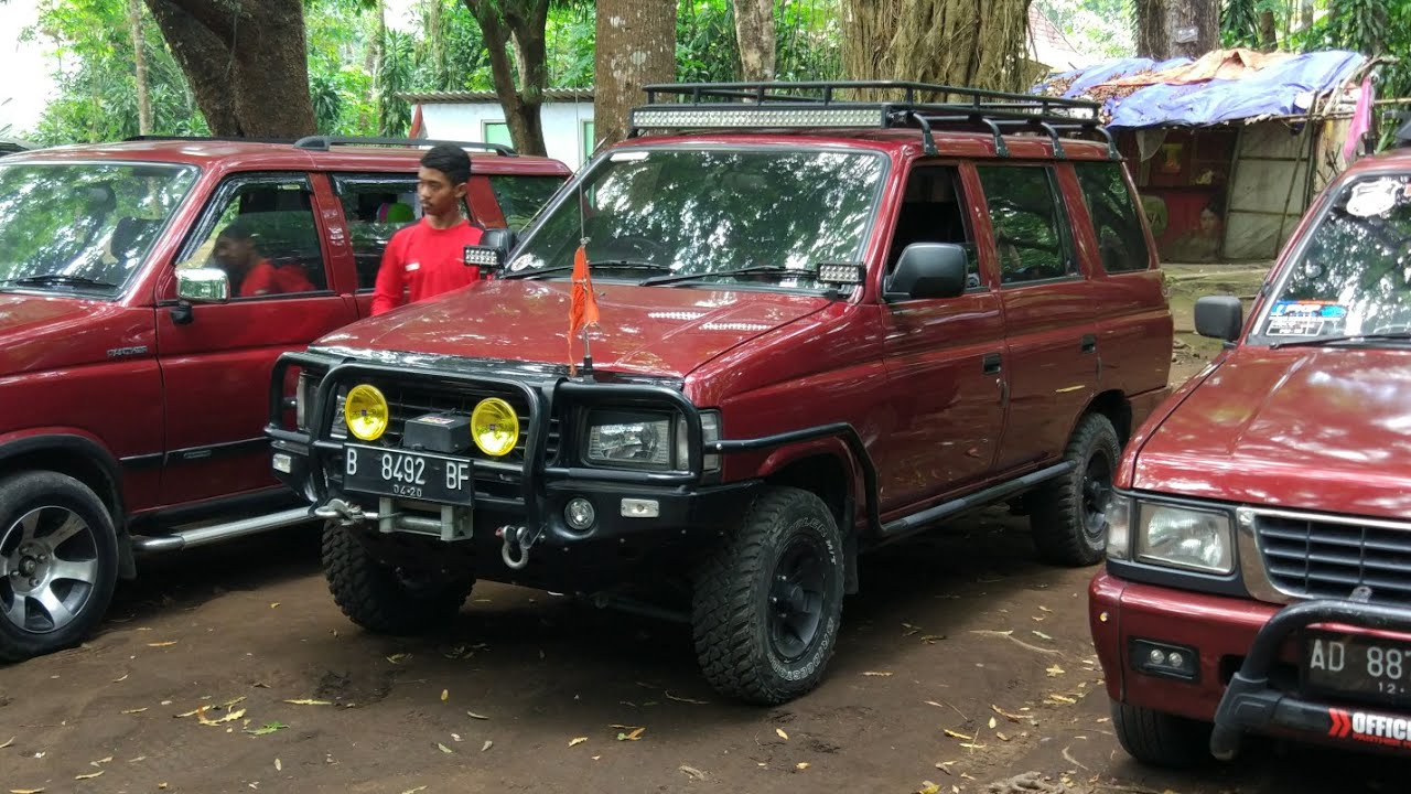 57 Modifikasi Mobil Pick Up Panther Terbaik