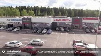 Liikerakennukset - Motonet, ALD vaihtoautot, J. Rinta-Jouppi Oy, Tampere, Teräselementti Oy