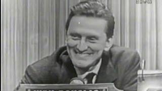What's My Line? - Kirk Douglas; Peter Lind Hayes [panel] (Dec 20, 1953)
