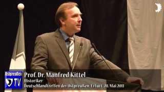 Prof. Manfred Kittel zum 8. Mai 1945: Weiß Gott kein Tag der Befreiung für die Ostdeutschen