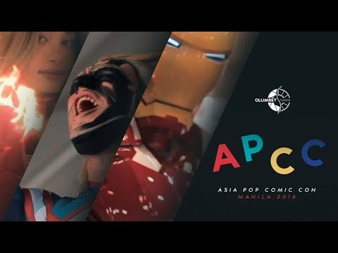 AsiaPOP Comicon - Manila 2018 [Day 2 Cosplay Montage] (APCC 2018)