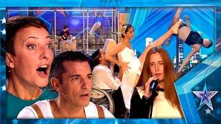 ¿Adversidades? ellos NO CONOCEN esa palabra, su talento va más allá | Got Talent España