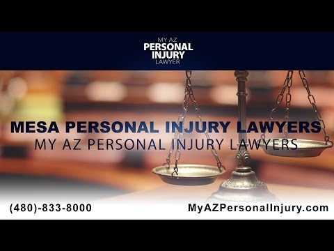 Mesa Personal Injury Lawyers | My AZ Personal Injury Lawyers