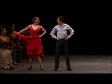 The Dance of Carmen - Antonio Gades & Carlos Saura, Teatro Real de Madrid