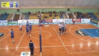 Кваліфікаційний раунд Чемпіоната Європи - 2018 U20 Чоловіки. Україна - Білорусь