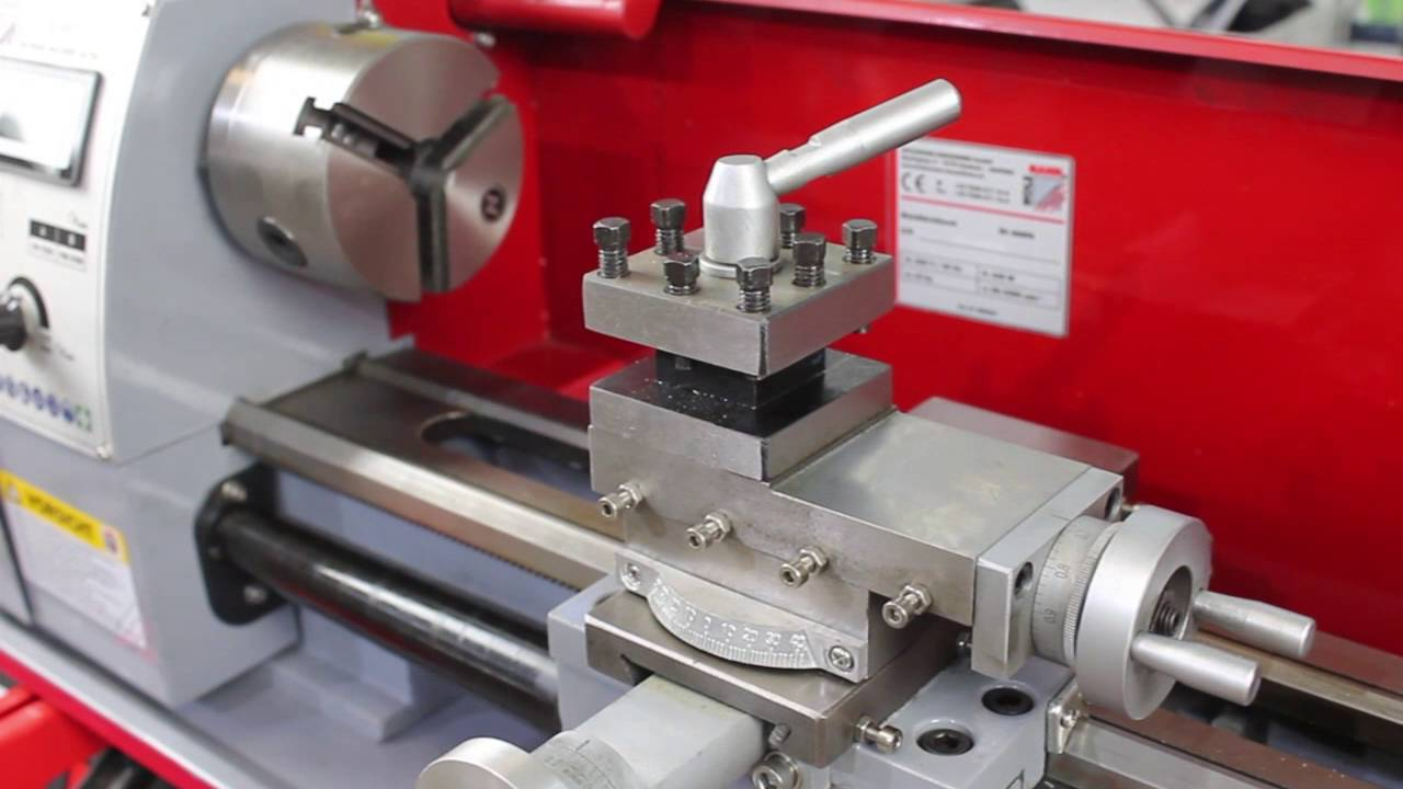 Holzmann Drehmaschine ED 300FD