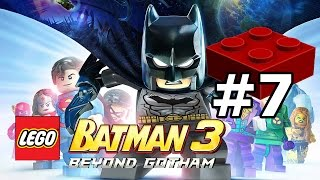 LEGO Batman 3: Beyond Gotham - Red Brick #7 - Gold Brick Detector