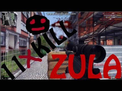 Zula Sniper Show En Güzel Head Shot 11 Double