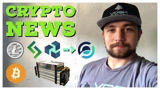 CNBC Pumps Bitcoin | Litecoin | ZenCash Rebrand | Hydro ASIC Farm | Iran Crypto | Loki Nodes