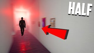SOMEONES IN MY HOUSE - Half (Scary Game)