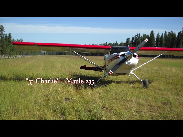 COOL--Back Country Airstrips - Montana
