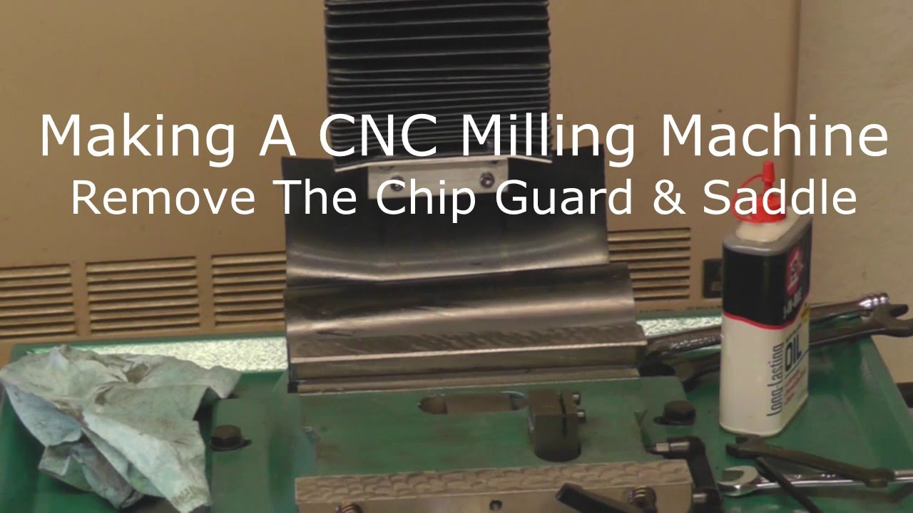 machine chip guards