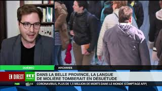 Déclin du français au Québec : «Les forces nationalistes sont optimistes»